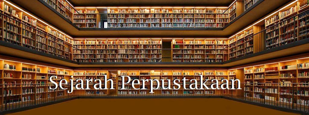 Sejarah perpustakaan